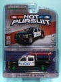 [GREENLIGHT GREEN MACHINE]2015 CHEVROLET SILVERADO【HOT PURSUIT】
