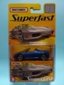 [MATCHBOX OTHERS]FERRARI 360 SPIDER【MATCHBOX SUPERFAST】