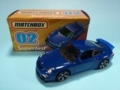[MATCHBOX OTHERS]PORSCHE 911 GT3【MATCHBOX SUPERFAST】