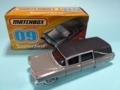 [MATCHBOX OTHERS]'63 CADILLAC HEARSE【MATCHBOX SUPERFAST】
