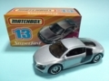 [MATCHBOX OTHERS]AUDI R8【MATCHBOX SUPERFAST】