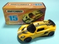 [MATCHBOX OTHERS]LOTUS EXIGE【MATCHBOX SUPERFAST】