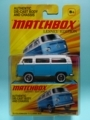[MATCHBOX OTHERS]'70 VOLKSWAGEN T2 CLASSIC BUS【MATCHBOX LESNEY EDITION】