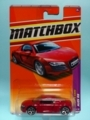 [MATCHBOX]AUDI R8【MATCHBOX SPORTS CARS】