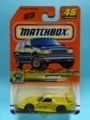 [MATCHBOX]PORSCHE 911 GT1【MATCHBOX #1 SHOW CARS】