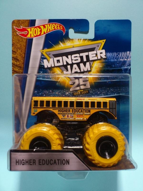 HIGHER EDUCATION【2017 MONSTER JAM】