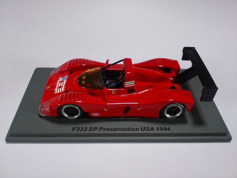 F333 SP PRESENTATION USA 1994