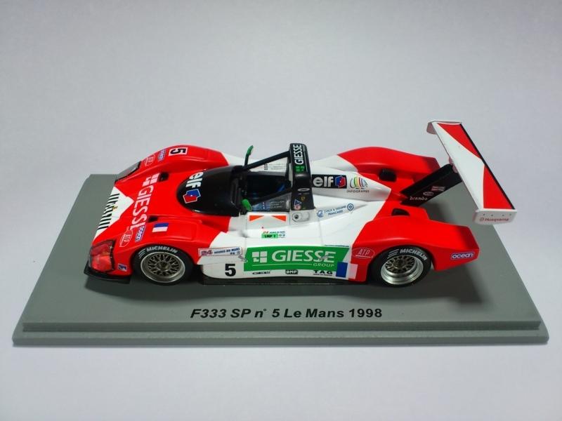 F333 SP #5 LE MANS 1998