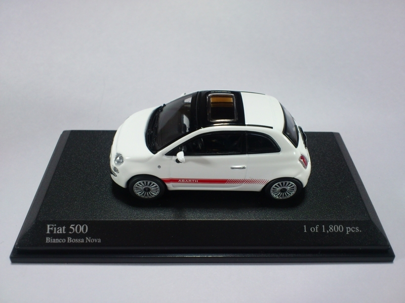 FIAT 500 2007 'ABARTH'