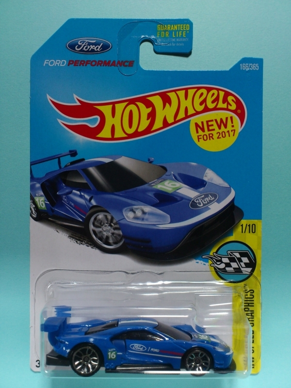 2016 FORD GT RACE【2017 HW SPEED GRAPHICS】