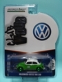 [GREENLIGHT GREEN MACHINE]VOLKSWAGEN BEETLE TAXI CAB