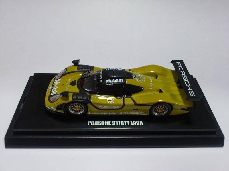 PORSCHE 911GT1 1998 TEST CAR