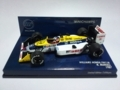 [MINICHAMPS]WILLIAMS HONDA FW11B N.MANSELL 1987