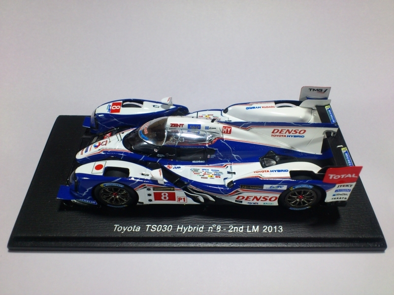 TOYOTA TS030 HYBRID NO.8 - 2nd LM 2013