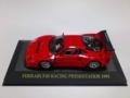 [IXO FERRARI]FER018 FERRARI F40 RACING PRESENTATION 1991