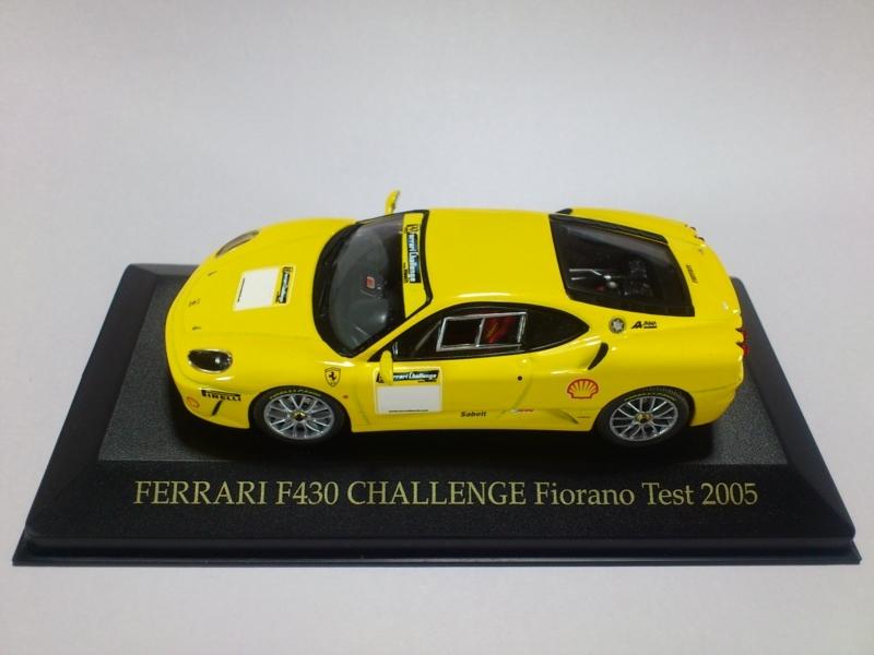 FER042 FERRARI F430 CHALLENGE FIORANO TEST 2005