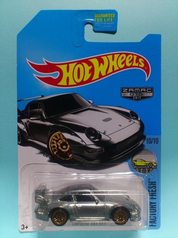 PORSCHE 993 GT2【2017 ZAMAC】