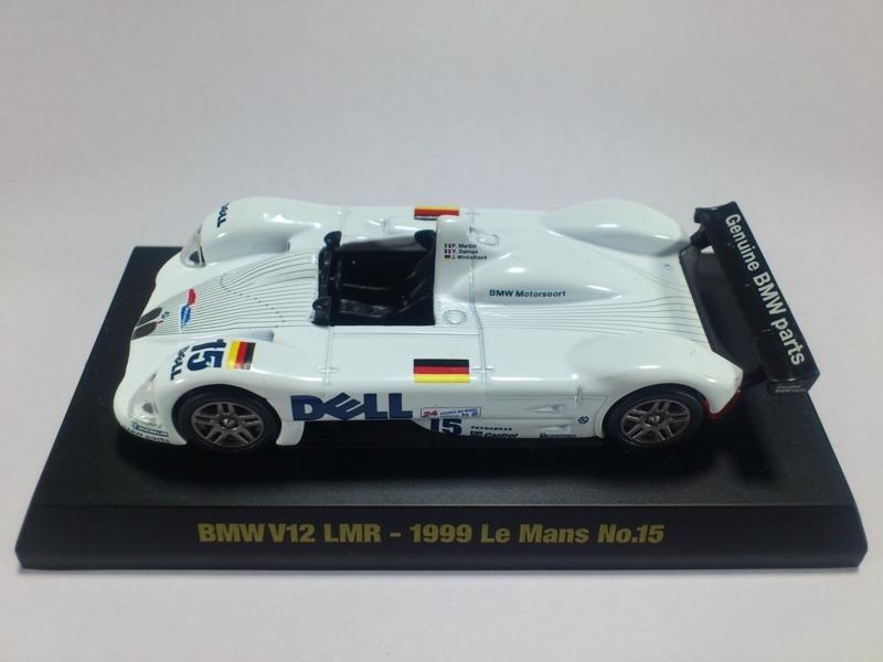 BMW V12 LMR - 1999 LE MANS NO.15