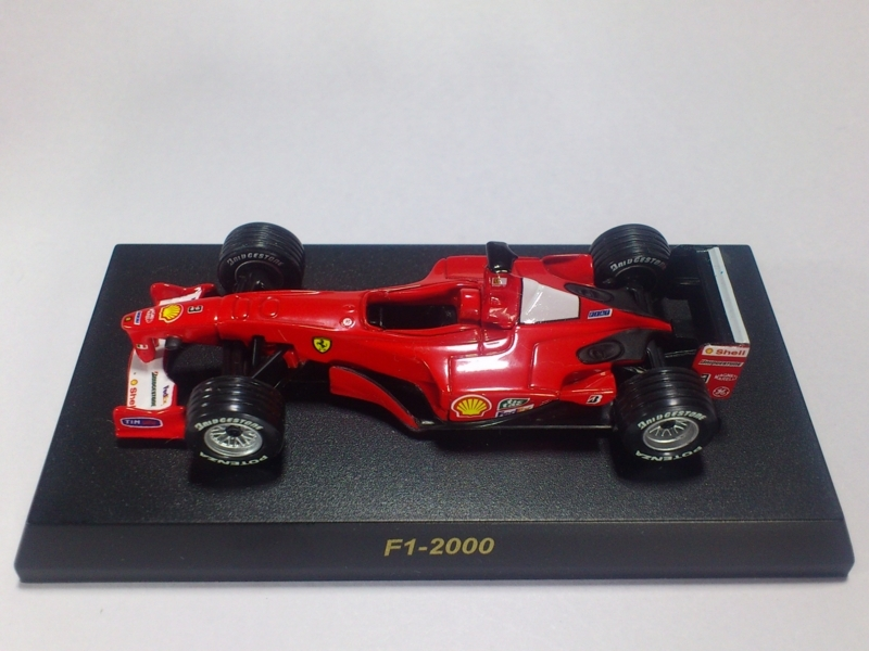FERRARI F1-2000【3 M.SCHUMACHER】