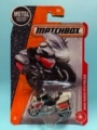 [MATCHBOX]BMW R1200 RTV POLICE【MATCHBOX】