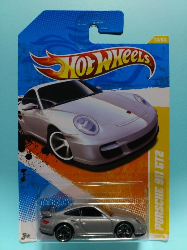 PORSCHE 911 GT2【2010 NEW MODELS】