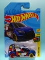 [2018]HOT WHEELS FORD TRANSIT CONNECT【2018 HW ART CARS】