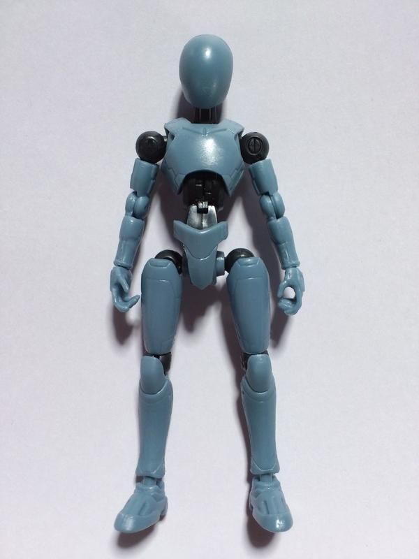 素ボディ Ver.1.1【誰得?!俺得!!シリーズ】