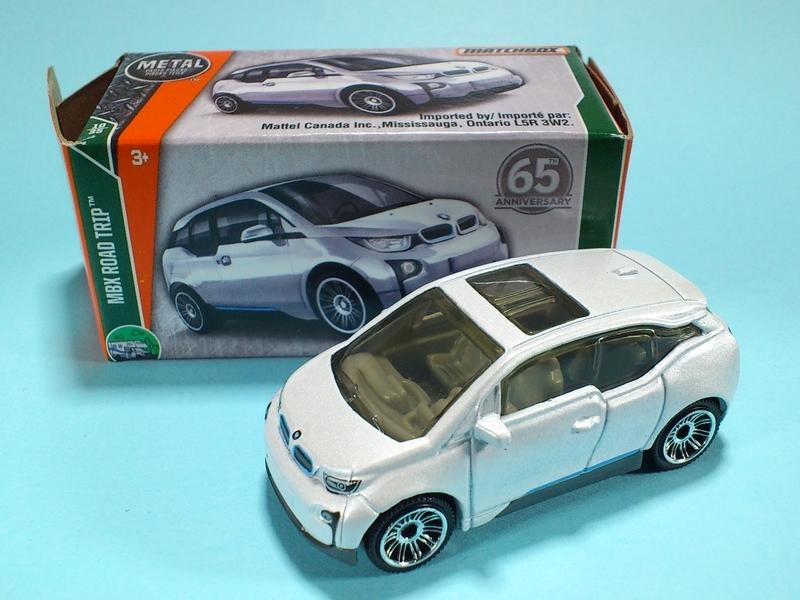 '15 BMW i3【MBX ROAD TRIP】