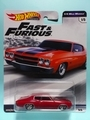 [2019 FAST & FURIOUS]1970 CHEVROLET CHEVELLE SS【2019 FAST & FURIOUS】