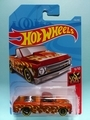 [2019]'67 CHEVY C10【2019 HW FLAMES】
