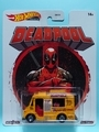 [2020 RETRO ENTERTAINMENT]DEADPOOL CHIMICHANGA TRUCK【2020 RETRO ENTERTAINMENT】