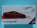 [2020 OTHERS]'19 ACURA NSX【2020 HOT WHEELS id】