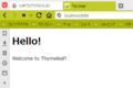 Thymeleaf による HTML 出力