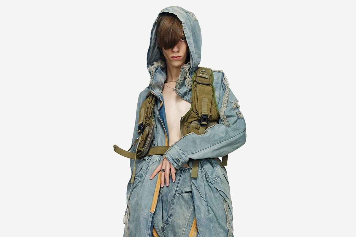 HAMCUS(ハムカス)のデニムジャケット