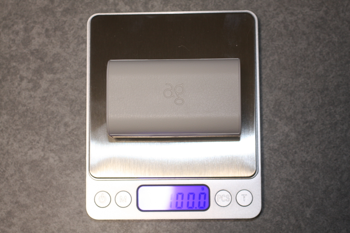 TWS04K 重量