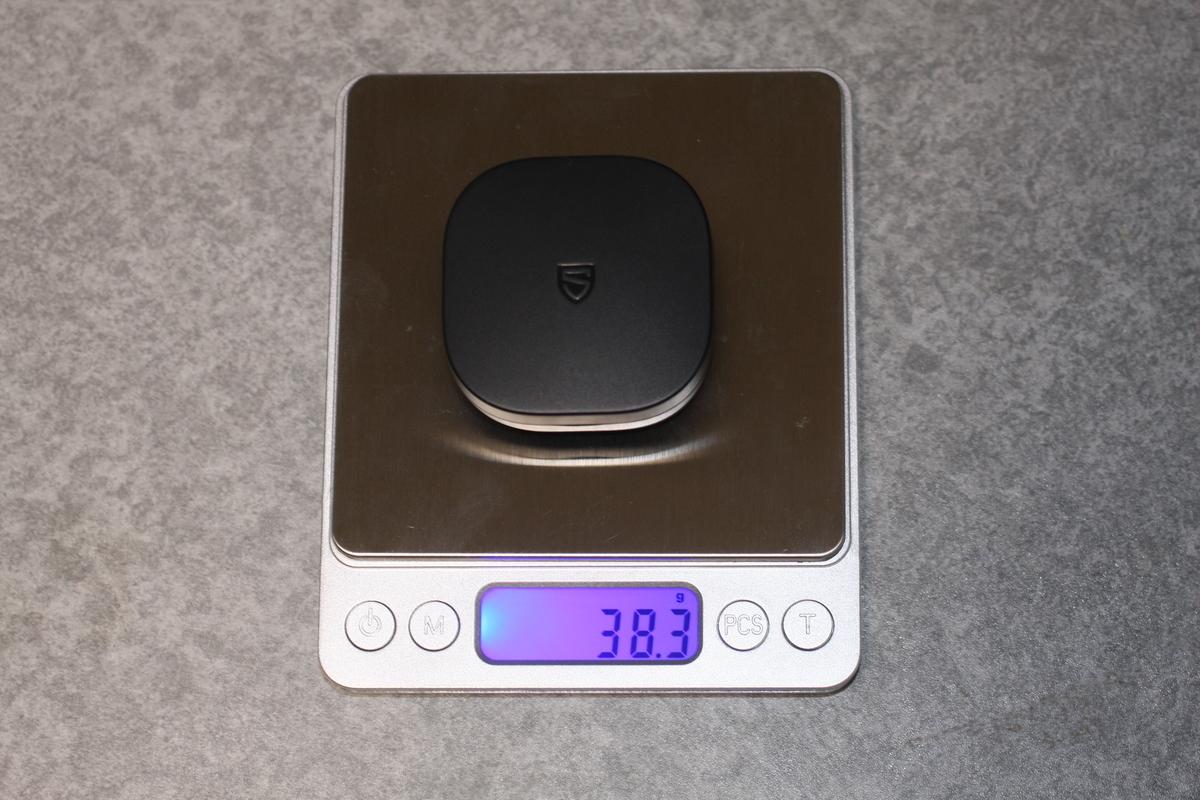 TrueAir2+ 重量