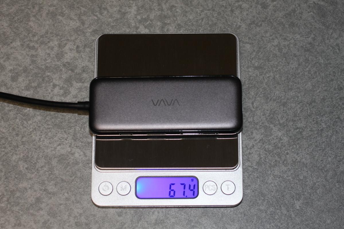 VA-UC020 重さ