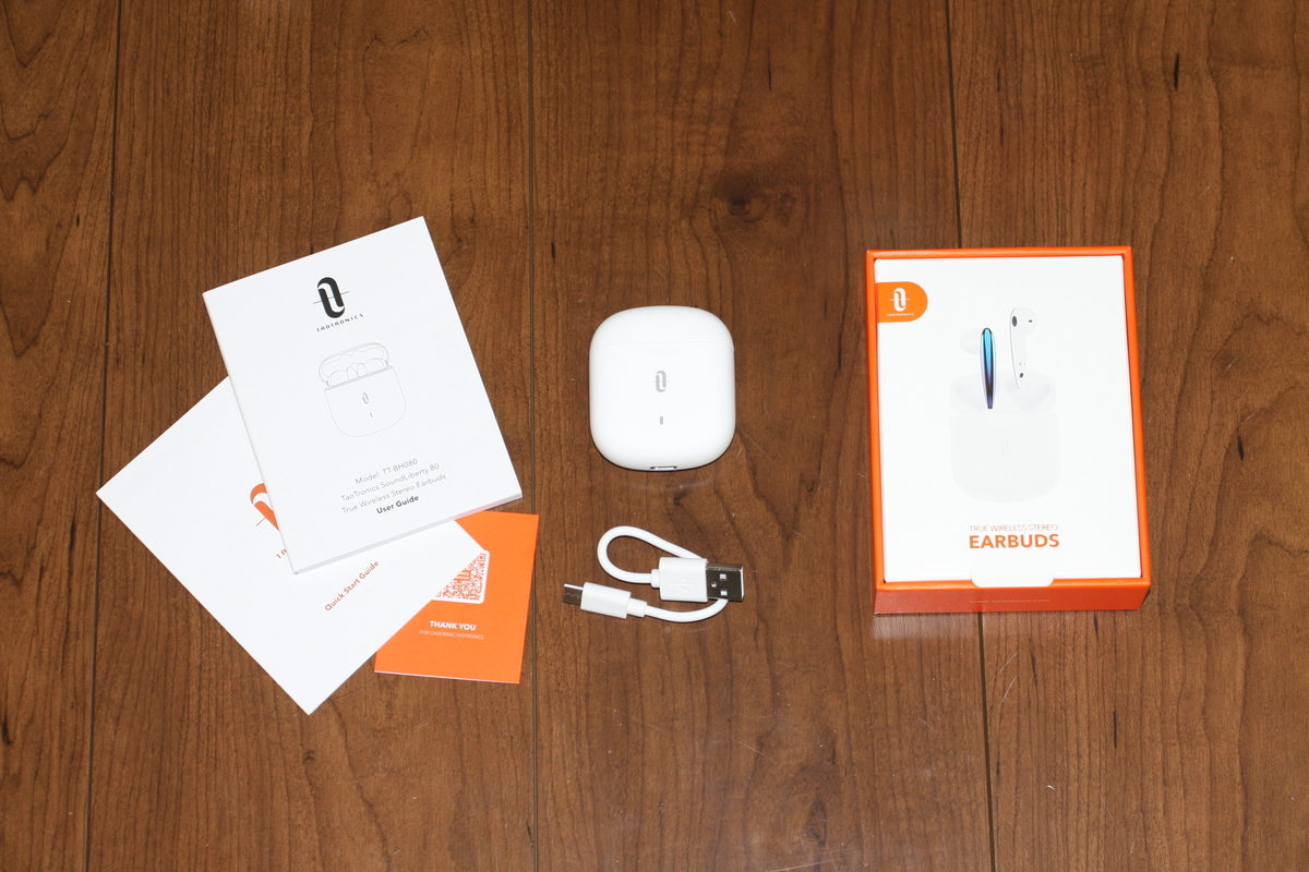 SoundLiberty Pro S10 同梱品