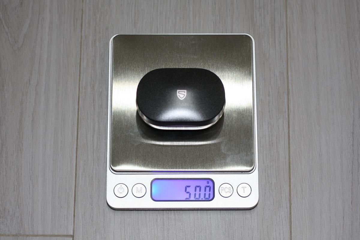 SonicPro 重量