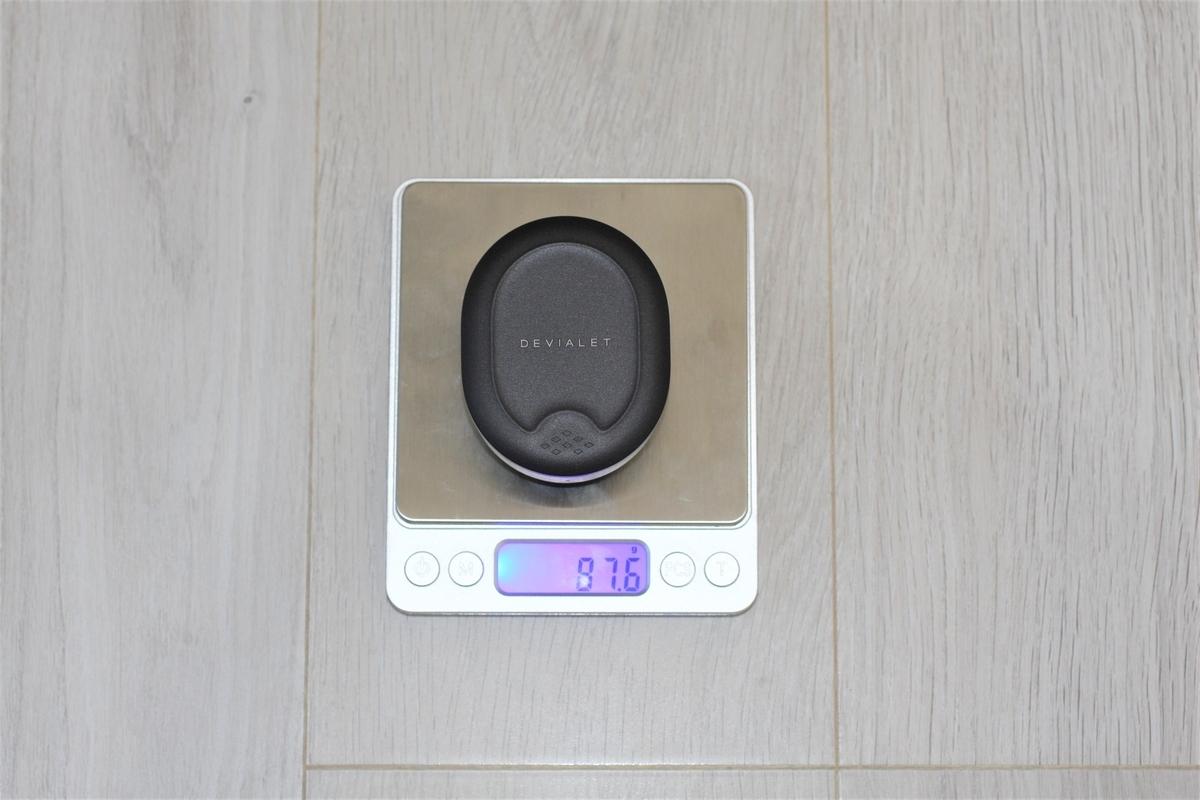 Devialet ケース重量