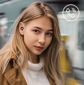 SoundPeats mini 通話