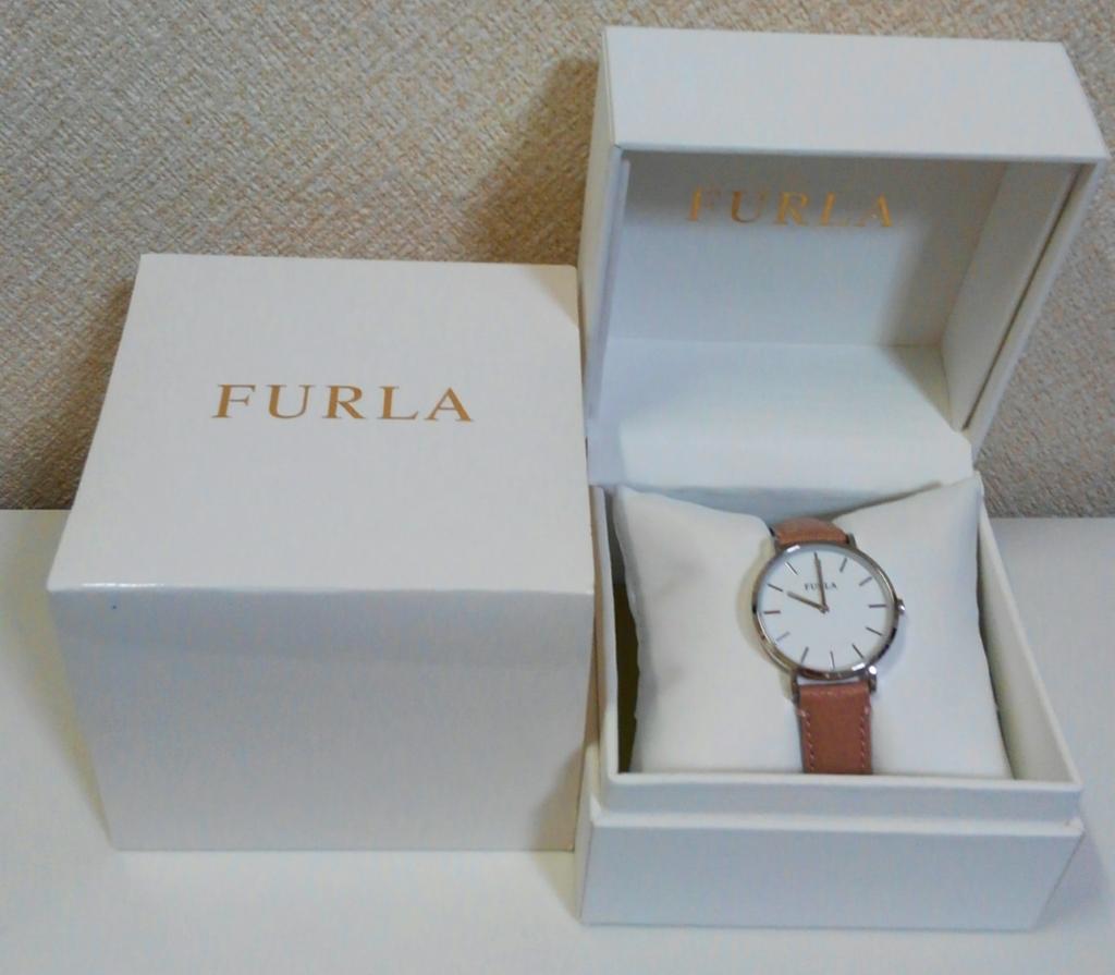 フルラの腕時計