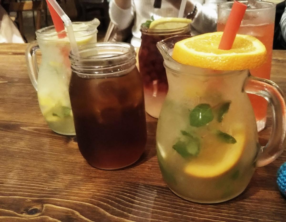 渋谷JINNAN CAFE(ジンナンカフェ)