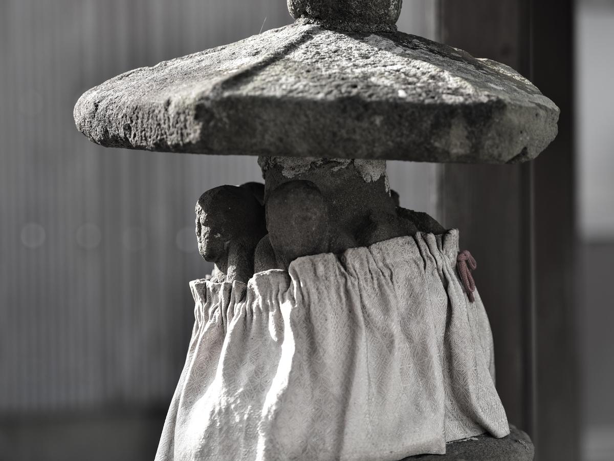 筒江牛木神社 六地蔵 六地蔵塔 福岡県 久留米市 石塔