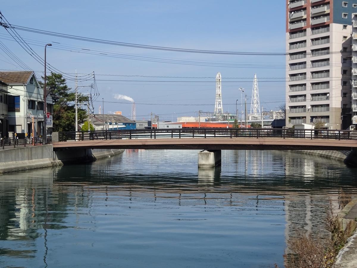 極楽橋 福岡県北九州市小倉北区日明