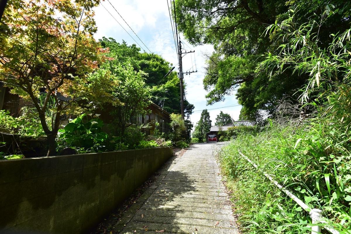 桜峠 北九州市門司区