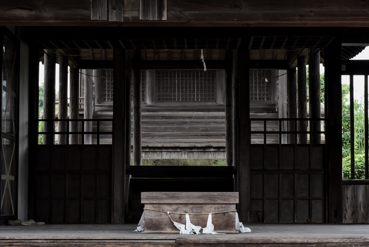 産土神社(うぶすなじんじゃ) 大分県豊後高田市呉崎