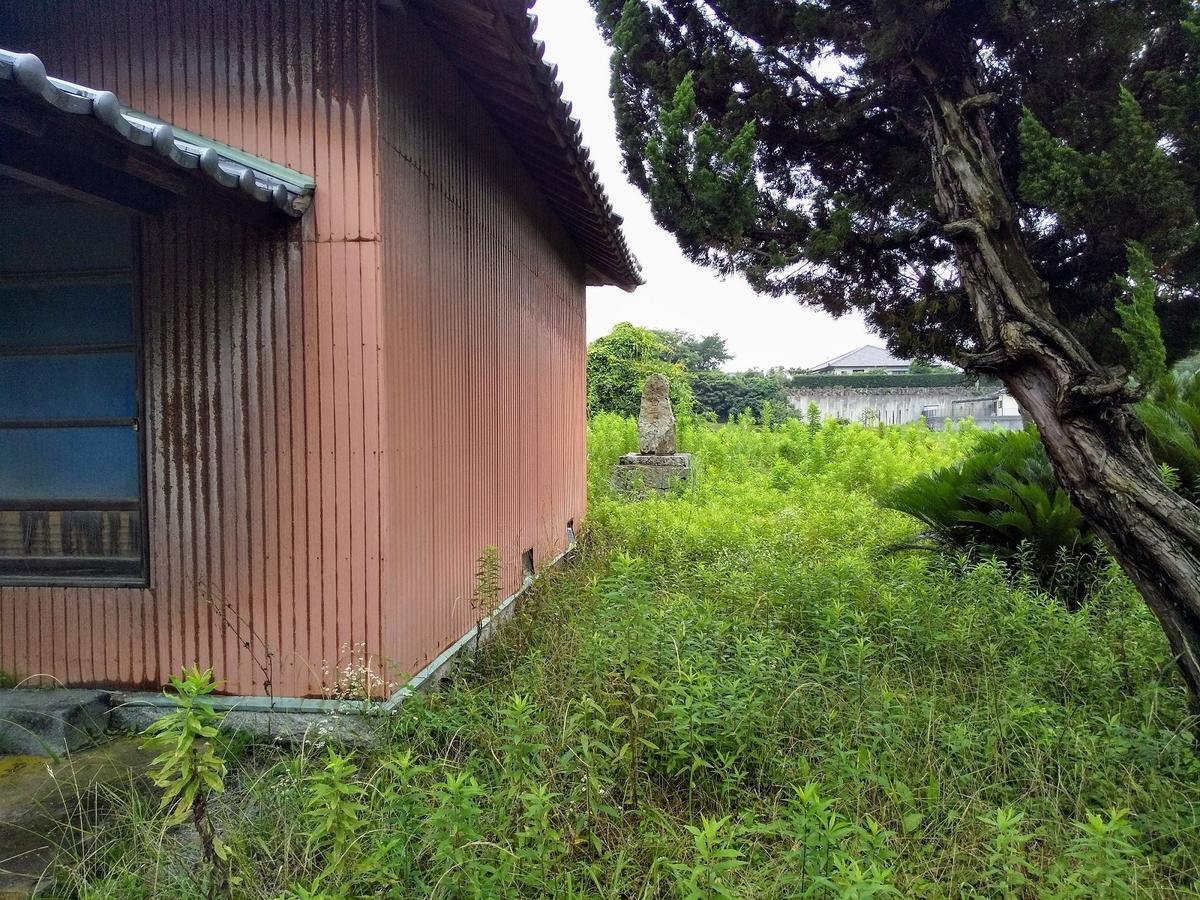 大分県豊後高田市呉崎 産土神社の庚申塔