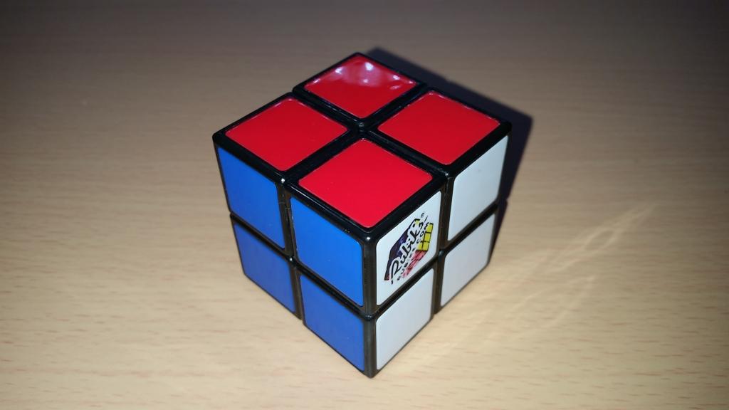 メガハウス 2×2×2 正面