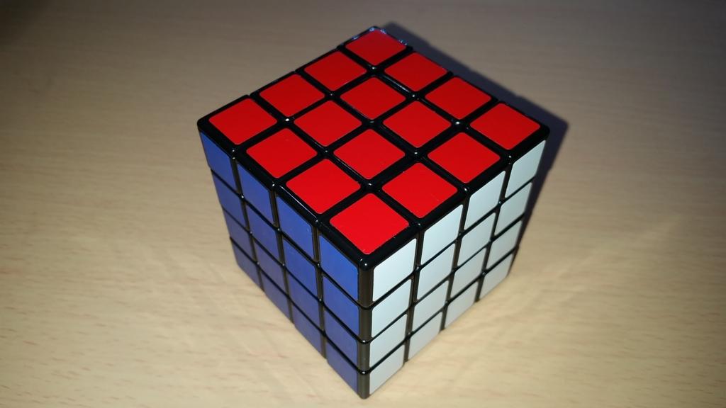 Shengshou 4×4×4 正面